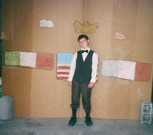 Shawn as Wilbur