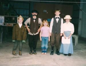 Wright Bros Cast