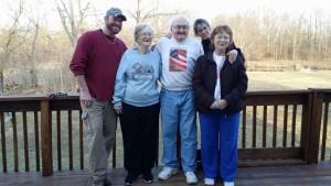 Keith Hawkey Family