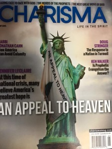 Statue of Liberty Appeal to Heaven